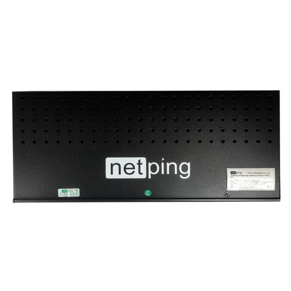 Устройство NetPing server solution v5 вид сверху