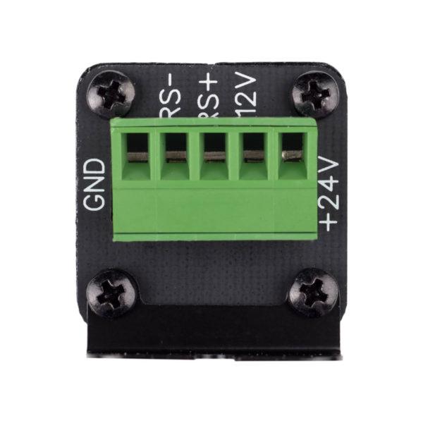 NetPing адаптер датчиков с аналоговым интерфейсом 0-20мА, модель 886A01 передняя панель