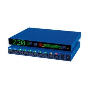 RPCM AC ATS 16A (RPCM1502) Smart PDU