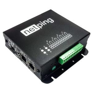 NetPing Input+Relay v1
