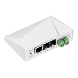 STE2 r2 - это устройство с поддержкой SNMP, рассчитанное на температуру и влажность.