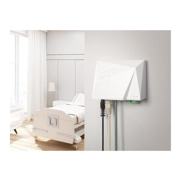 STE2 r2: он может контролировать температуру хранения медицинских материалов, которые соответствуют установленным стандартам и правилам.