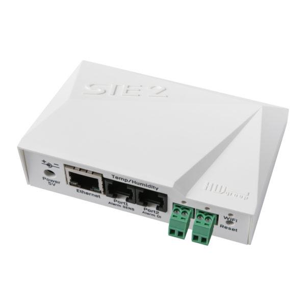 STE2 r2: термометр WiFi / Ethernet с входами DI