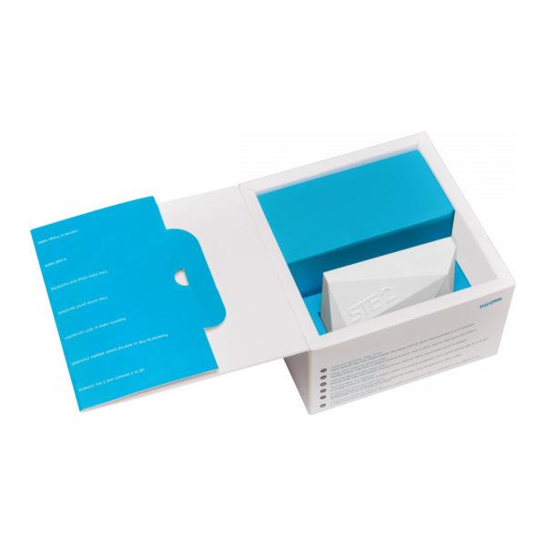 STE2 r2: Открытая картонная коробка
