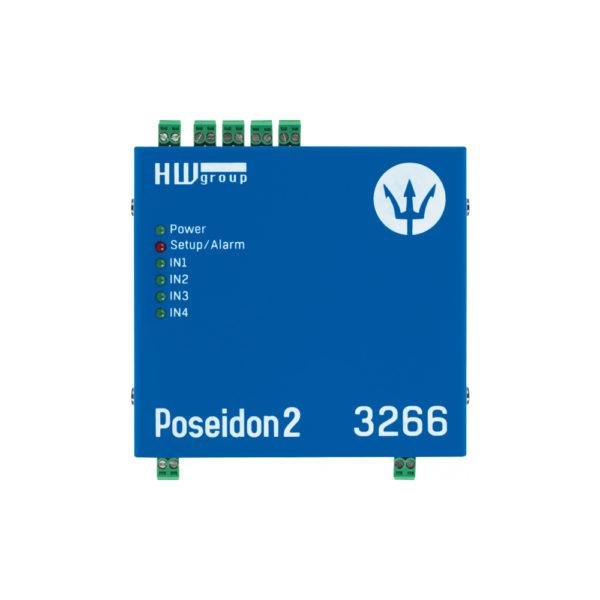 Poseidon2 3266 - быстрый просмотр текущих данных на веб-портале SensDesk.
