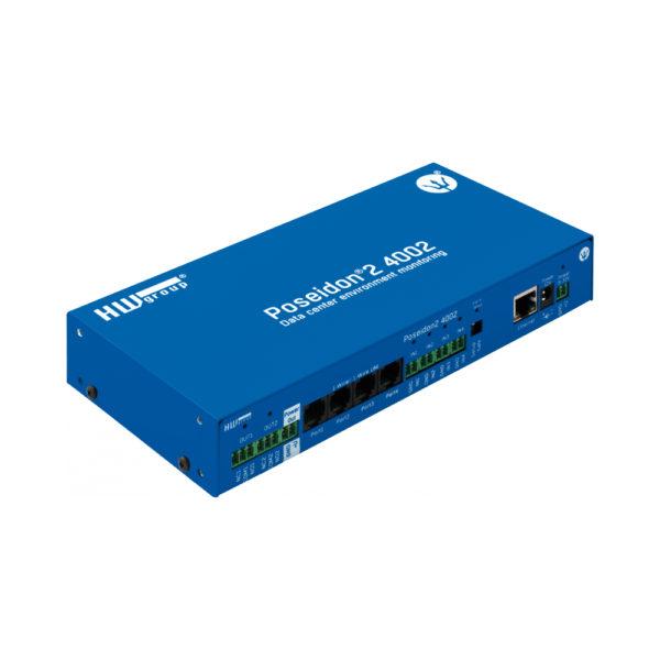 Poseidon2 4002 - безопасное решение для удаленного мониторинга окружающей среды и управления выходами.