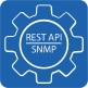 Лучшие в отрасли возможности интеграции с помощью REST API/SNMP