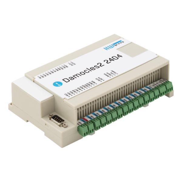 Устройства Damocles2 предназначены для мониторинга и управления цифровым вводом-выводом по сети с использованием безопасных протоколов M2M.