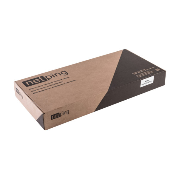 Устройство NetPing 4/PWR-220 v6.4/ETH - коробка