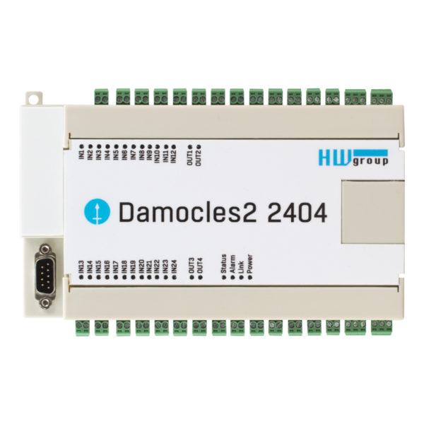 Безопасное промышленное устройство ввода-вывода с опциями питания PoE и Telco -48 В.