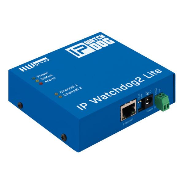 IP WatchDog2 Lite контролирует работоспособность всех подключенных устройств.