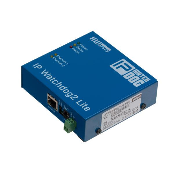 Второе поколение поддержки SNMP, отправки SMS и может быть подключено к онлайн-порталу www.SensDesk.com.