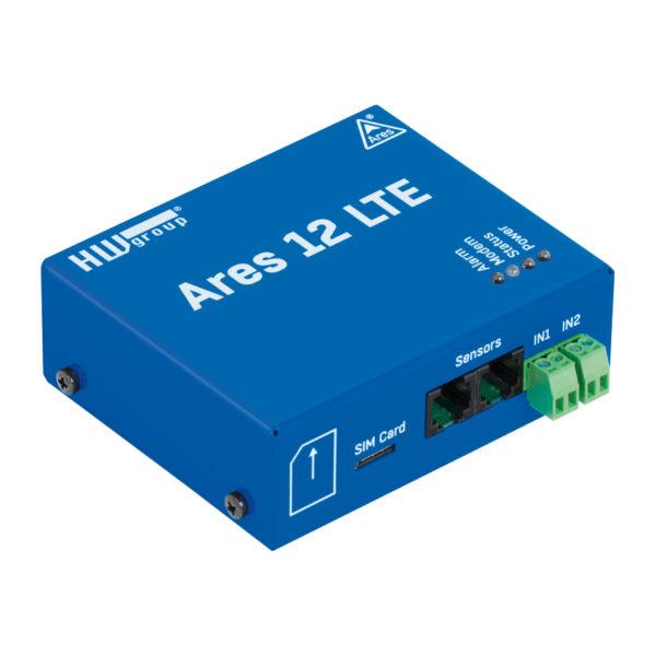 Промышленный блок для удаленного мониторинга и отправки сигналов тревоги через GSM и LTE