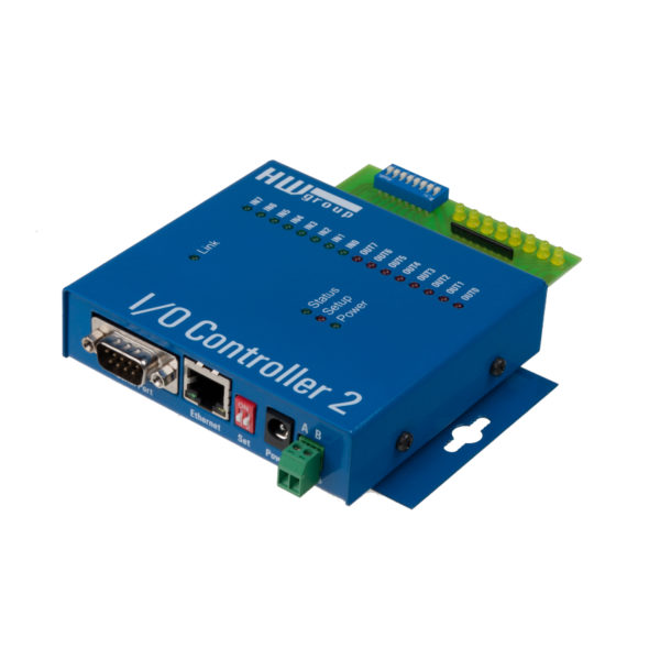 Последовательный порт и ввод / вывод могут управляться с помощью протокола M2M, подобного TELNET (RFC2217). Для тестирования используйте терминал Hercules SW.