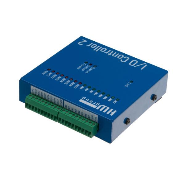 Подключите RFID / считыватель штрих-кода + цифровой ввод / вывод для приложений управления логистикой и производством.