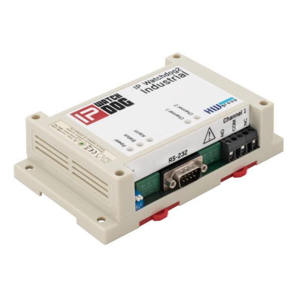 IP WatchDog2 обнаруживает «зависание» или отказ устройства LAN. Он контролирует его по IP (PING / WEB) или через последовательный порт (RS-232).