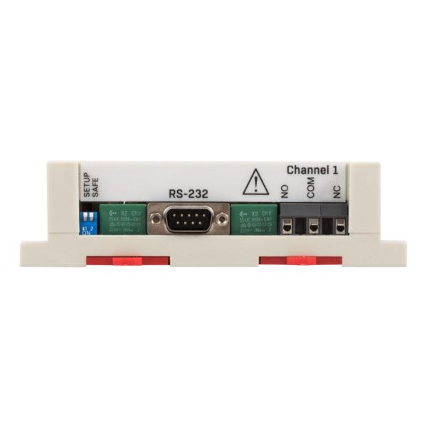 IP WatchDog2 периодически определяет функциональность устройства (отправляет или получает сигнал «Я жив» по IP или RS-232).