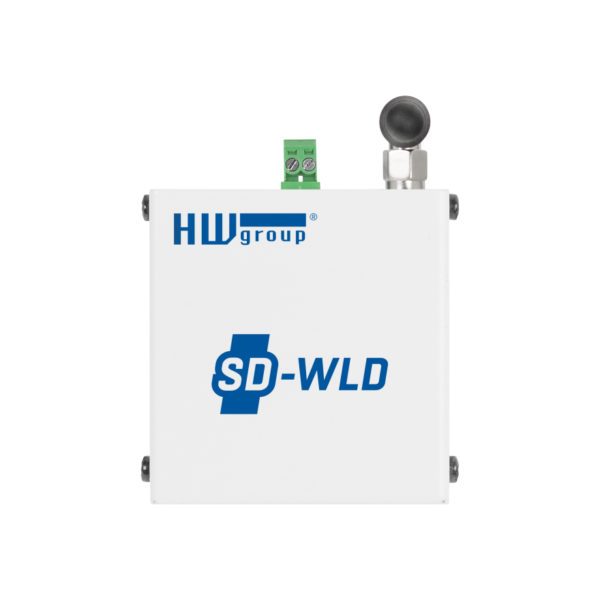 Вид сверху на SD-WLD