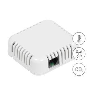 Sensor CO2 1W-UNI - комбинированный датчик температуры, относительной влажности и CO2