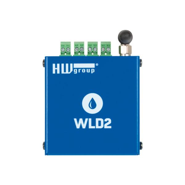 Обнаружение затопления в любом здании, где есть сигнал Wi-Fi. WLD2 может предупредить менеджера объекта, администратора или кого-либо в выбранном вами здании.