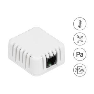 Сложный датчик Sensor THPVoc 1W-UNI окружающей среды, подключаемый к шине -Wire UNI