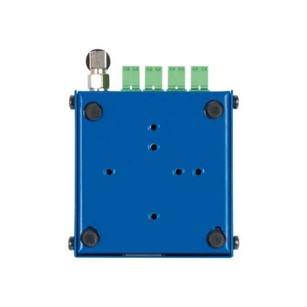 WLD2 можно легко установить на стене или в 19-дюймовом шкафу.