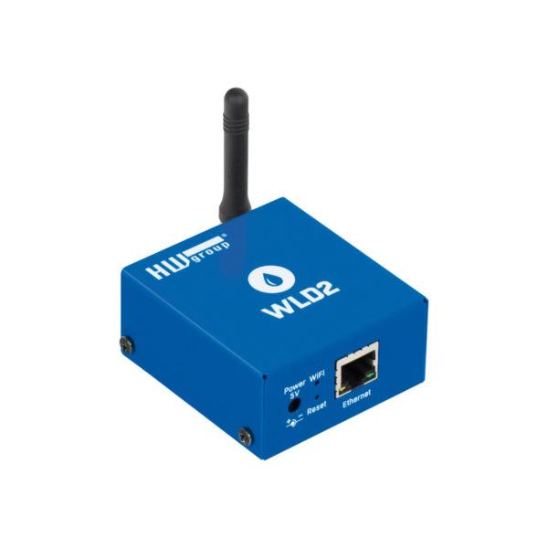 WLD 2 - четырехканальный детектор утечки воды с WiFi и Ethernet. Вы получите сообщение о первых сбоях в считанные секунды или получите телефонный звонок, он может звонить и отправлять SMS-сообщения на 4 разных телефонных номера. Его электронная почта может доходить до четырех получателей и может быть отправлена повторно.