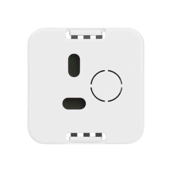 Sensor THPVoc 1W-UNI можно закрепить на месте с помощью куска двусторонней липкой ленты.