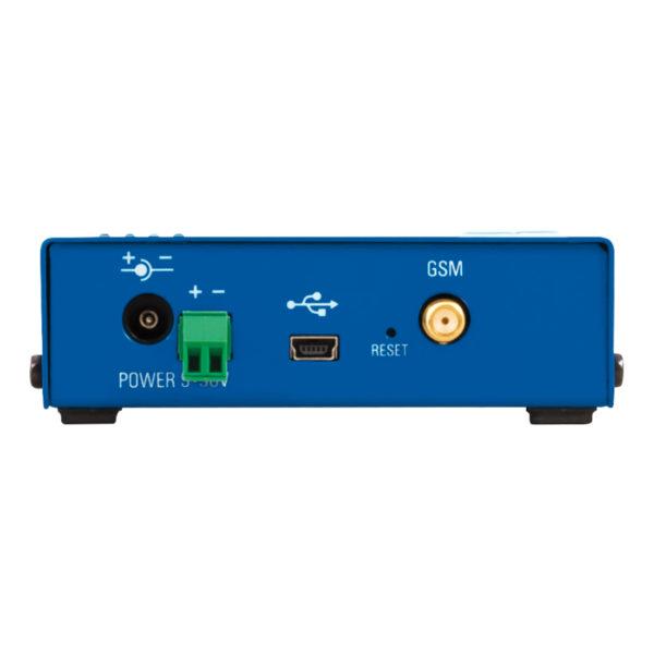 Используйте портал SensDesk для настройки Ares, отправки сигналов отображения или отображения графиков.