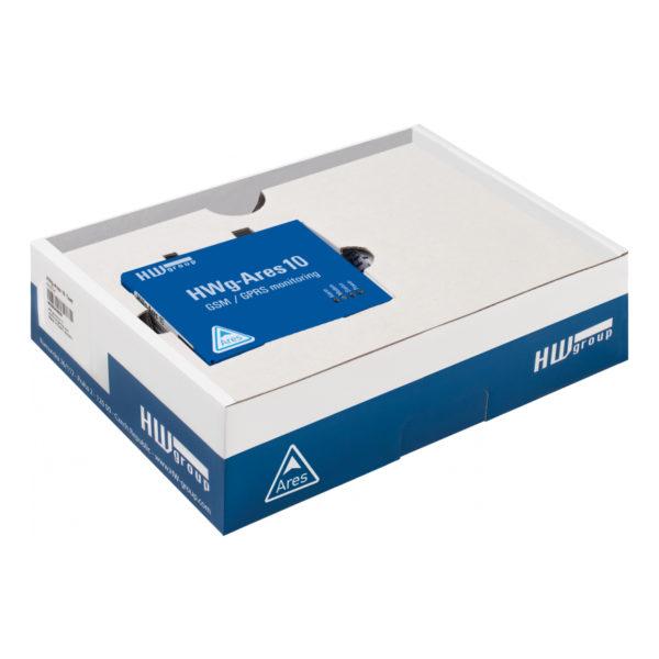HWg-Ares10 в картонной коробке.