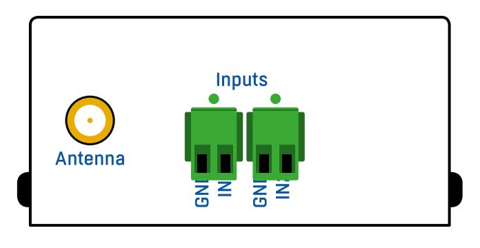 Рисунок 3. SD-2xIn 50pack Inputs