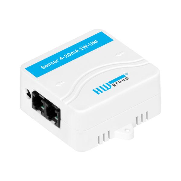 Изолированный датчик постоянного тока для шины 1Wire-UNI.
