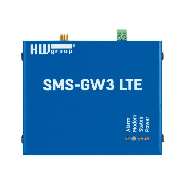 Вид сверху SMS-GW3 LTE.
