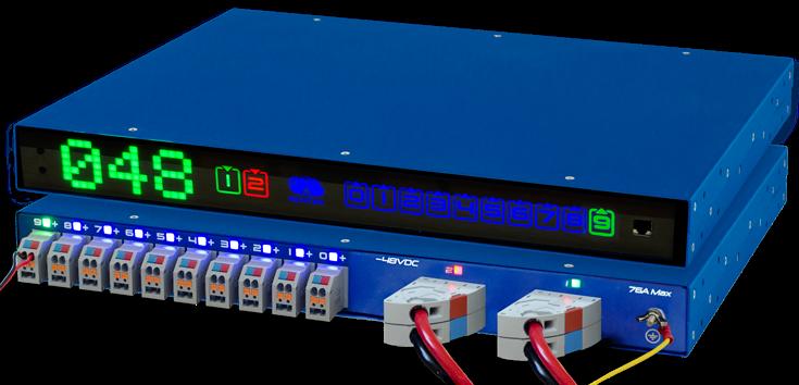 RPCM DC ATS 76A (RPCM4076) Smart PDU