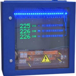 RPCM 3x250 (3 phase WYE) (RPCM3250) Smart PDU