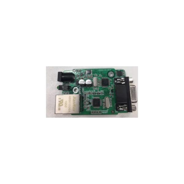 SNR-Eth-RS232_C - конвертер интерфейсов RS232 - Ethernet, без БП, в термоусадке