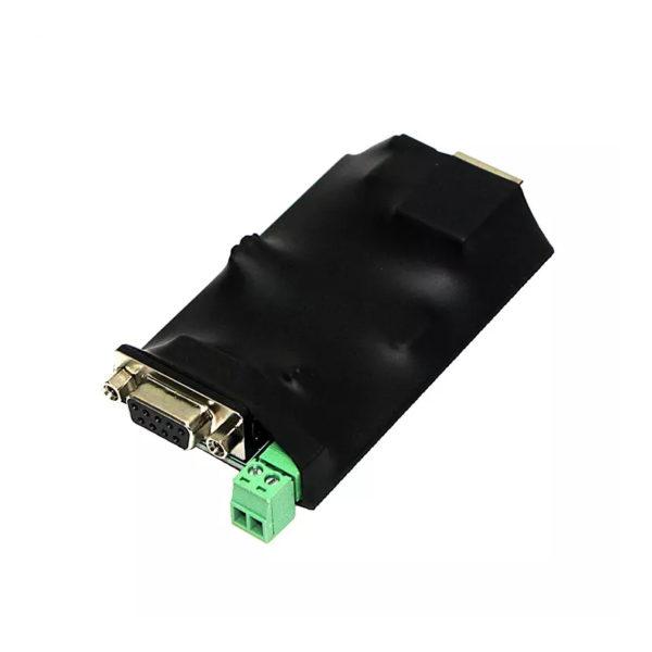 SNR-Eth-RS232_C - конвертер интерфейсов RS232 - Ethernet, без БП, в термоусадке 2