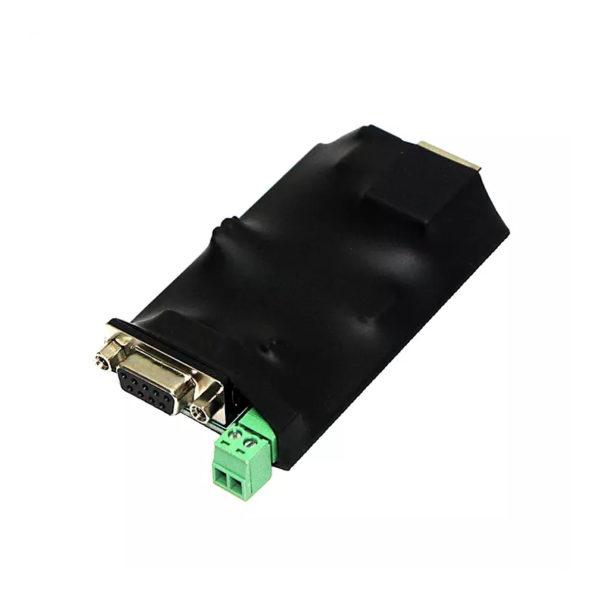 SNR-Eth-RS485_C - конвертер интерфейсов RS485 - Ethernet, без БП, в термоусадке