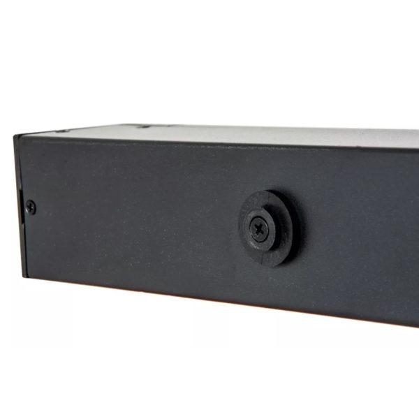 TP-STD-A-42A-32L3 - блок розеток с функцией измерения серия STD, 42xC13, вход IEC60309 3x32A (3P+N+PE), сборка