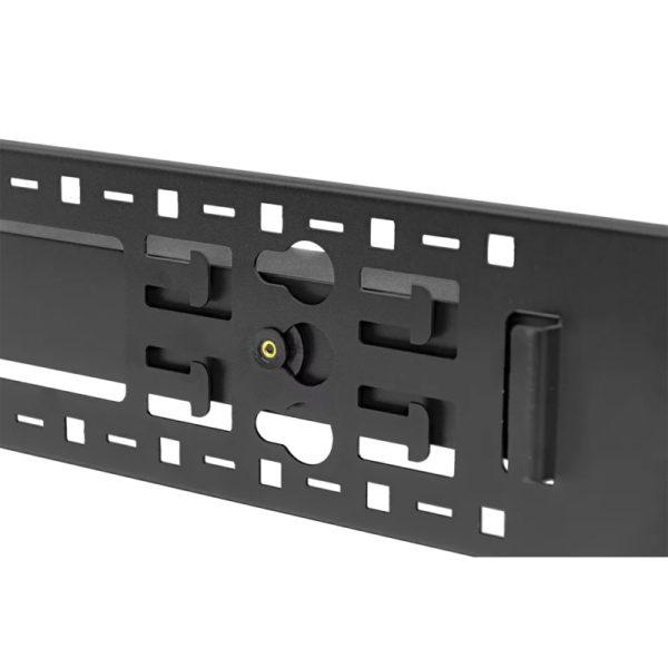 TP-BASIC-20A04B-32L3 - блок розеток с функцией измерения серия BASIC, вид сзади